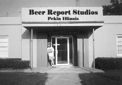 TBR Studios, opening day.