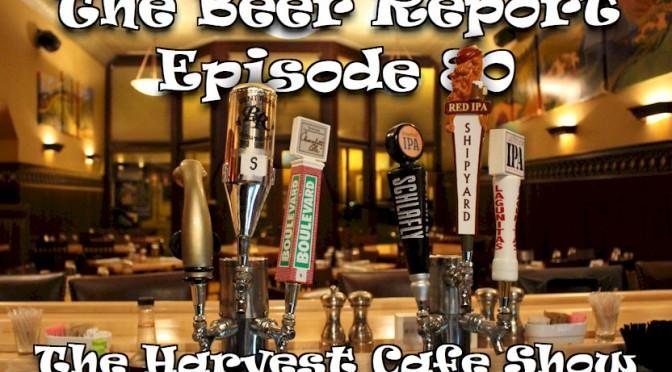 TBR 80 – The Harvest Cafe Show