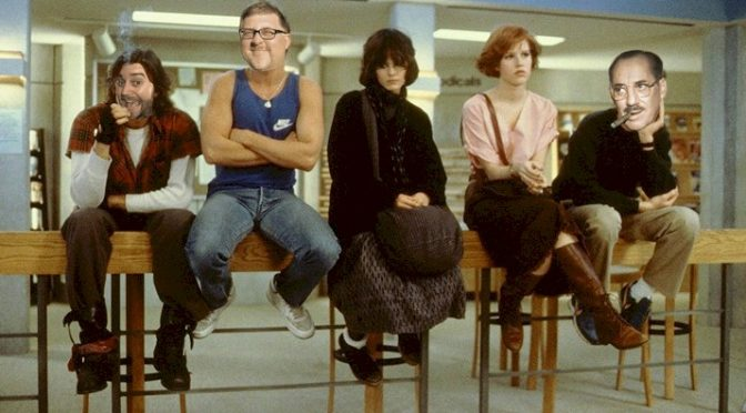 Drunk at the Movies – The Breakfast Club